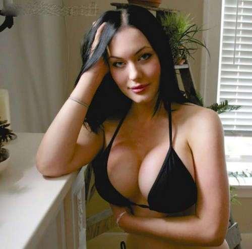 Фото самых красивых девушек. Чертовски красивые с ШИКарными формами 020417-120-21