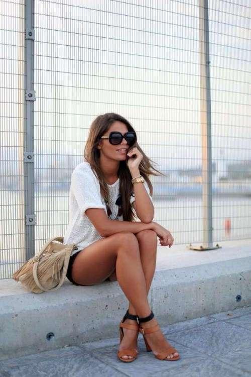 Фото самых красивых девушек. Чертовски красивые с ШИКарными формами 060417-83-81