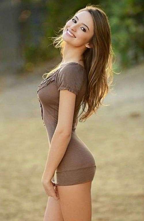 Фото самых красивых девушек. Чертовски красивые с ШИКарными формами 060417-112-17