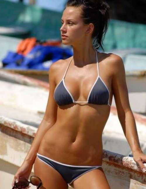 Чертовски красивые девушки с ШИКарными формами. Фото красивых девушек 100417-78-57