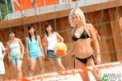 Чертовски красивые девушки с ШИКарными формами. Фото красивых девушек 100417-90-1