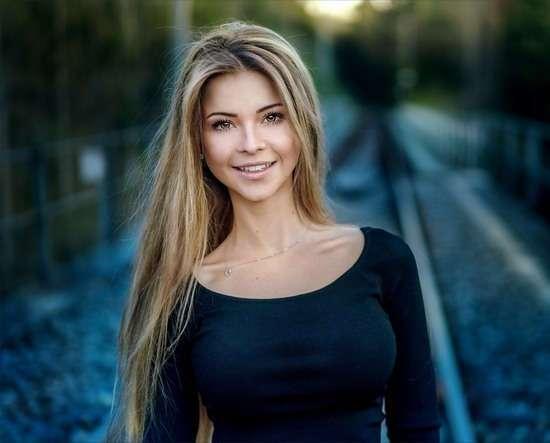 Фото самых красивых девушек. Чертовски красивые с ШИКарными формами 130417-118-1