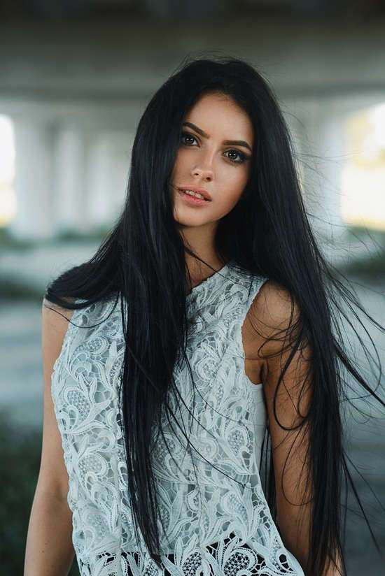 Фото самых красивых девушек. Чертовски красивые с ШИКарными формами 130417-118-17