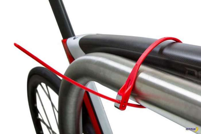 Велозамок-стяжка