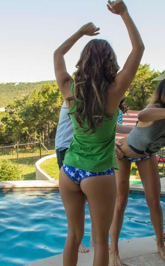 Чертовски красивые девушки с ШИКарными формами. Фото красивых девушек 160417-107-31