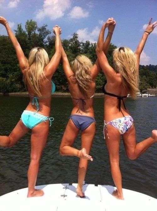 Чертовски красивые девушки с ШИКарными формами. Фото красивых девушек 160417-113-3