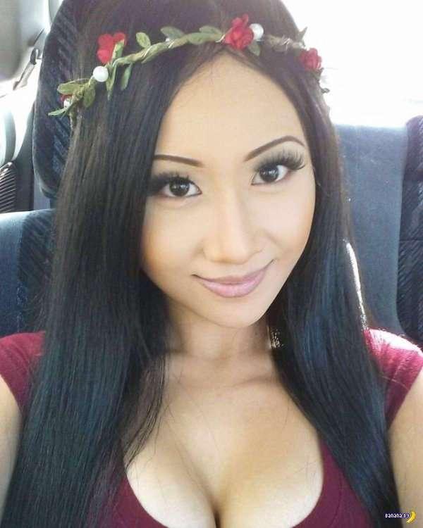 Красивые азиатки - 18