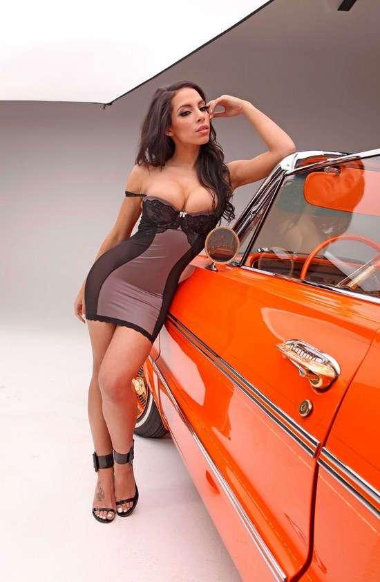 Фото самых красивых девушек. Чертовски красивые с ШИКарными формами 240417-185-69