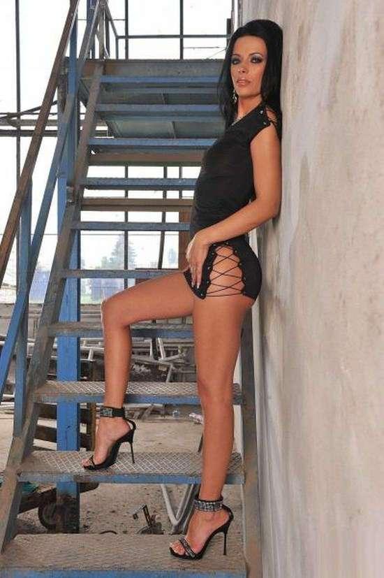Фото самых красивых девушек. Чертовски красивые с ШИКарными формами 240417-209-9