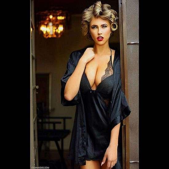 Фото самых красивых девушек. Чертовски красивые с ШИКарными формами 240417-218-41