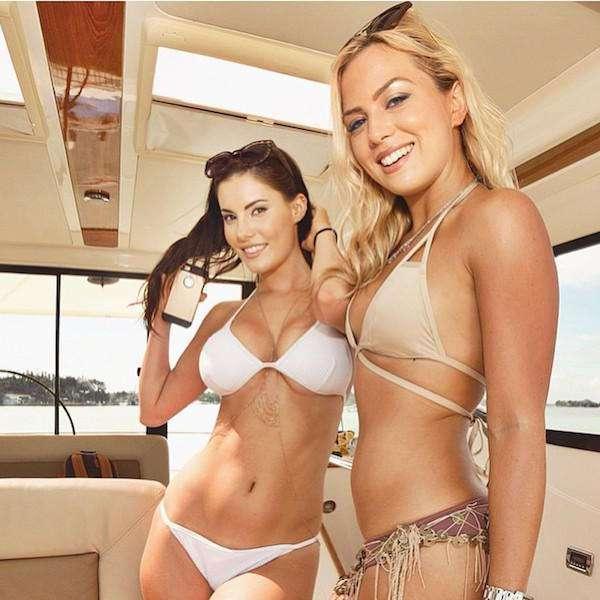 Чертовски красивые девушки с ШИКарными формами. Фото красивых девушек 280417-125-41