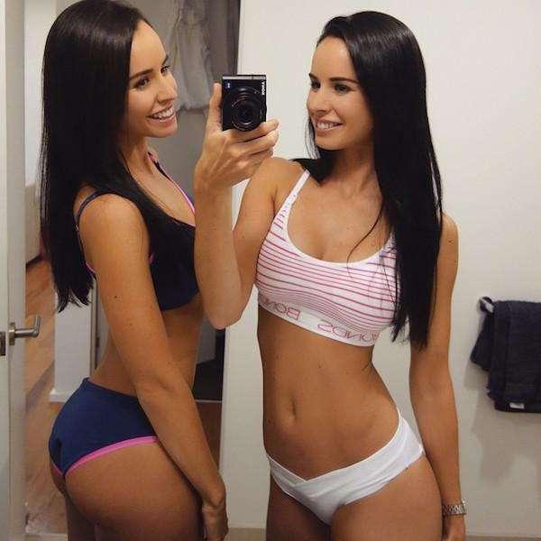 Чертовски красивые девушки с ШИКарными формами. Фото красивых девушек 280417-126-11