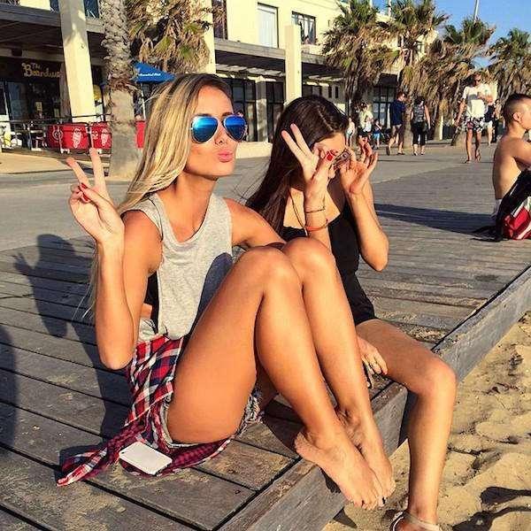 Чертовски красивые девушки с ШИКарными формами. Фото красивых девушек 280417-151-13