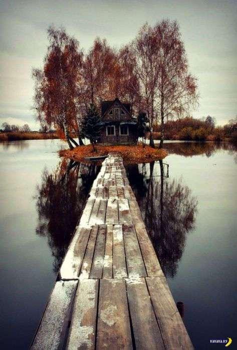 Красота заброшенных мест