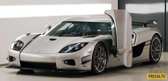 Топ 5: Самые дорогие автомобили (6 фото + 5 видео)