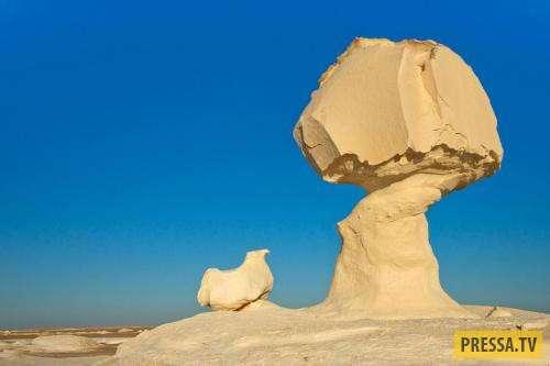 Самые необычные скалы планеты Земля (24 фото)
