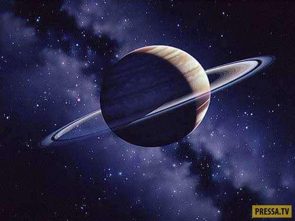 """Космический аппарат """"Кассини"""" готовят к погружению в атмосферу Сатурна (5 фото)"""