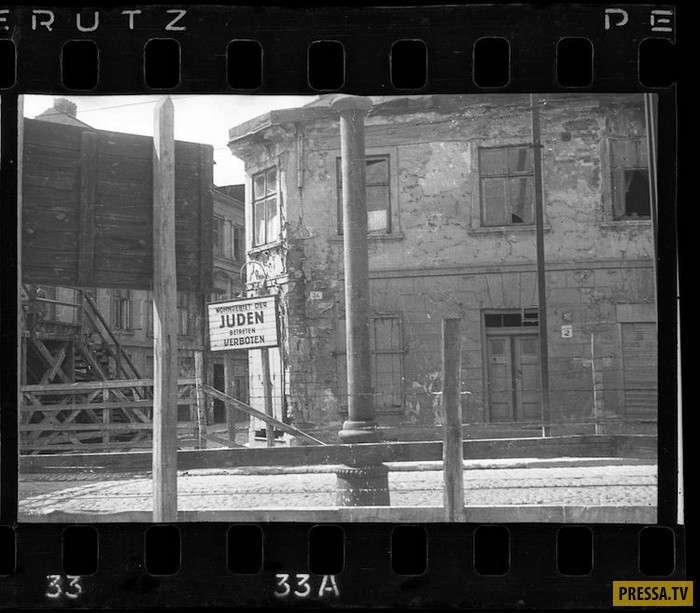 Жизнь Лодзинского гетто в годы нацистской оккупации (16 фото)
