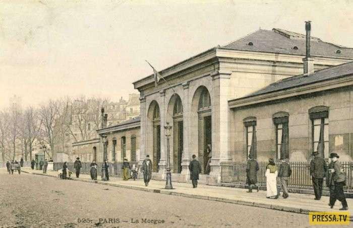 Шокирующие странности парижан 19 века (7 фото)