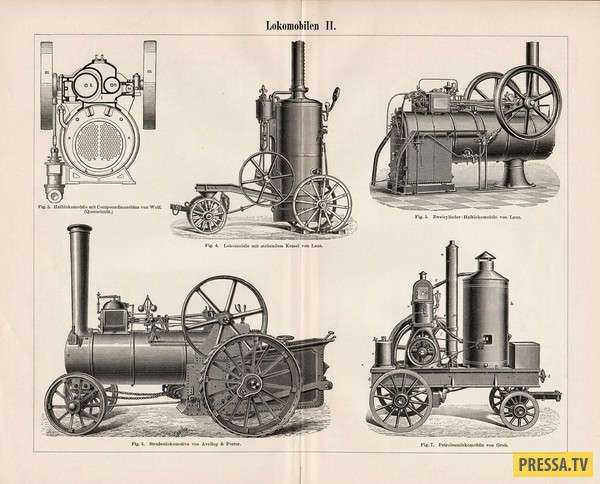 Генри Форд - великий американский промышленник и изобретатель (10 фото)