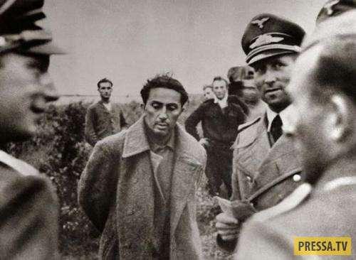Редкие кадры исторических событий и знаменитостей (47 фото)