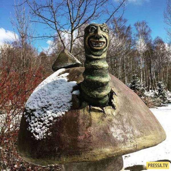 Забавные фотографии с родных российских просторов (38 фото)