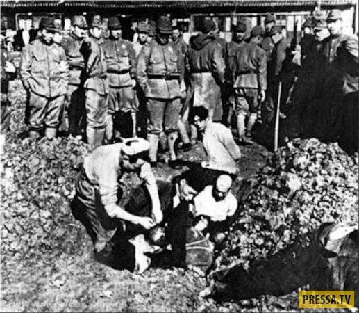 an analysis of the japanese experimentation of the chinese during the world war two Unit of the imperial japanese army during world war experiments were monitored behind a two in such experiments even the chinese don't make.