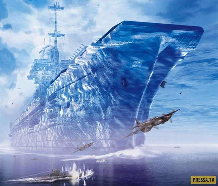 ТОП-4 самых абсурдных военных проектов (10 фото)