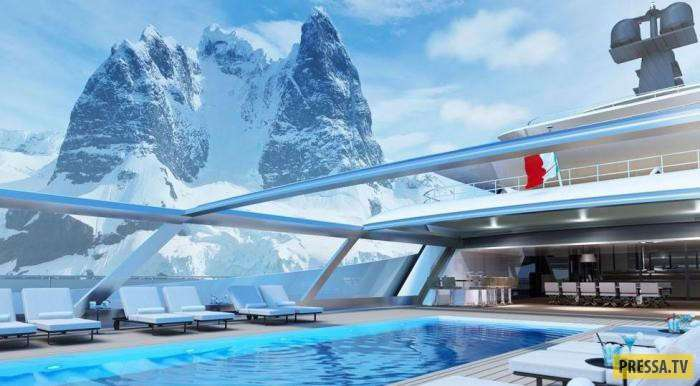 Яхты класса люкс, которые по карману лишь миллиардерам (23 фото)