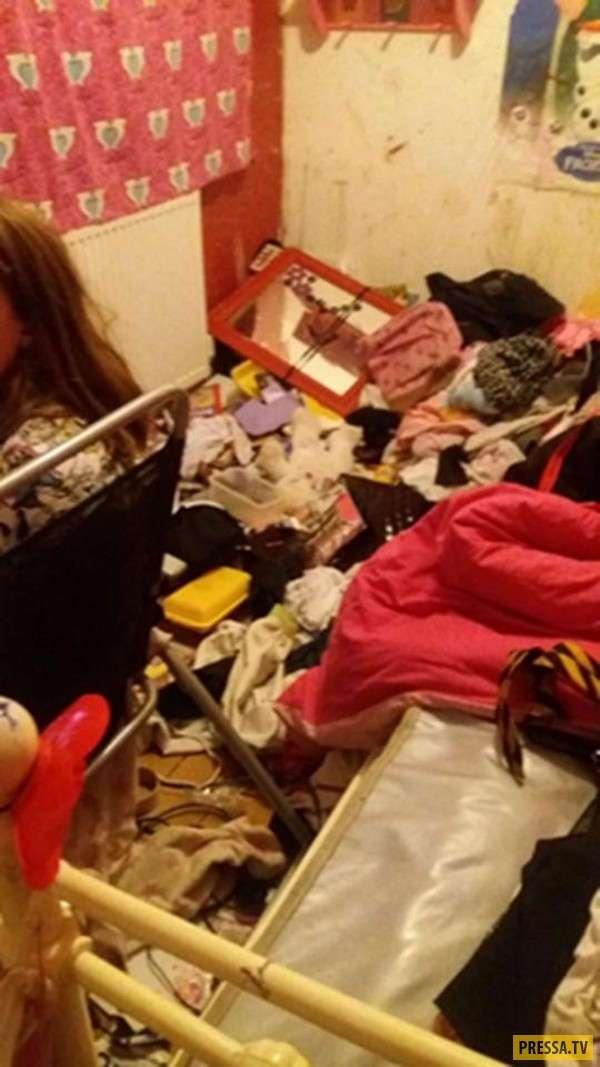 Финалисты конкурса на самую грязную студенческую комнату в Англии (14 фото)