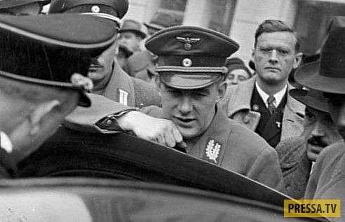 ТОП-10 самых злобных и кровожадных нацистских преступников (10 фото)