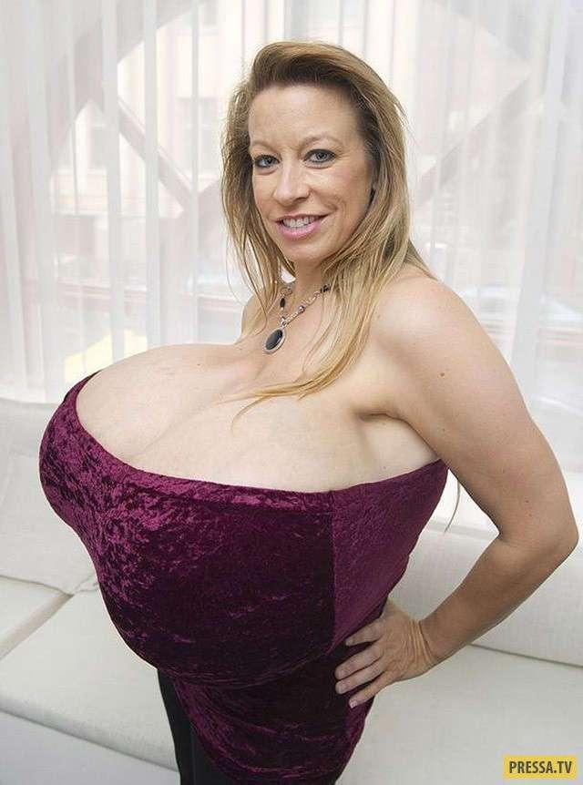 Женщины с самой большим бюстом в мире (16 фото)