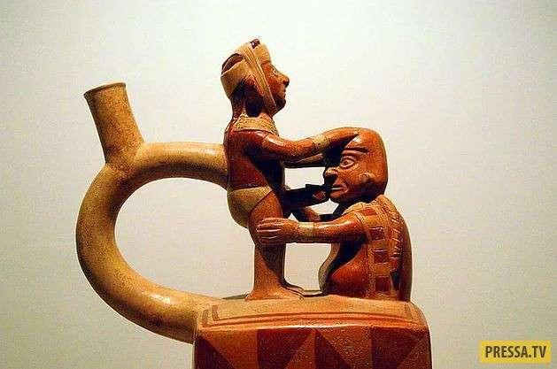 ТОП-10 удивительных фактов о благочестивых нравах в прошлом (10 фото)