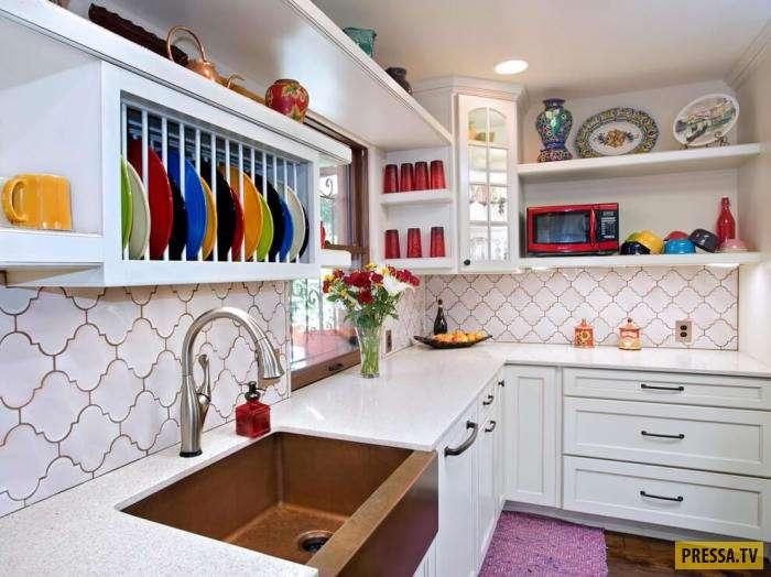 Идеи уютной кухни
