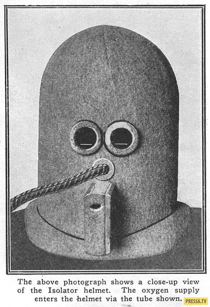 Этот нелепый анти-отвлекающий шлем актуален по сей день (5 фото)