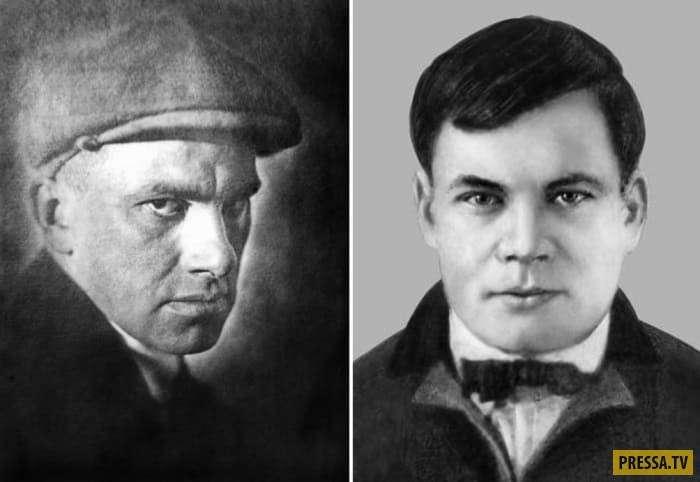 Владимир Маяковский - великий поэт и любитель бильярда (9 фото)
