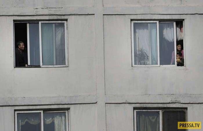 Будни жизни в Северной Корее (46 фото)