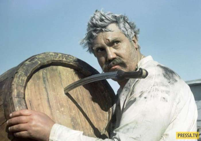 Павел Луспекаев - любимый актер, переживший череду испытаний (13 фото + видео)