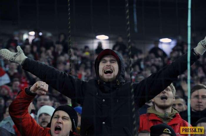 -Спартак- без пяти минут чемпион (48 фото)