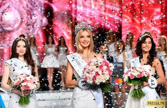 Полина Попова - -Мисс Россия – 2017- (14 фото)