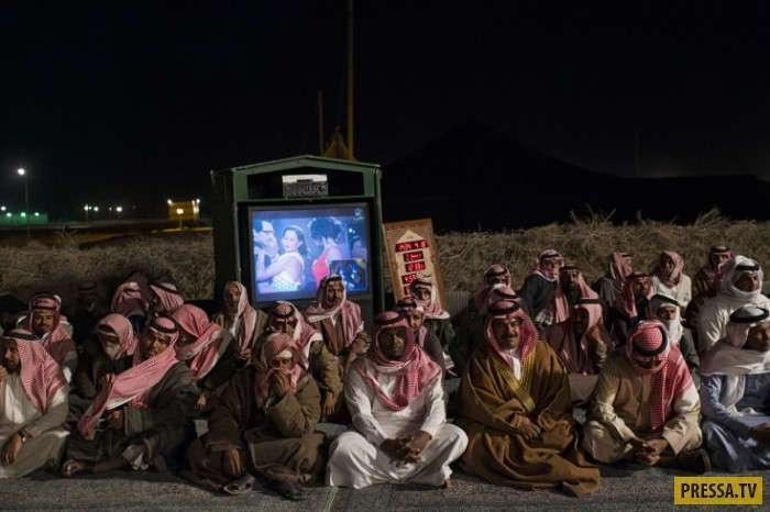 Бедность в Саудовской Аравии (12 фото)