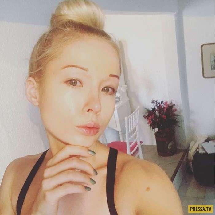 """Как выглядит знаменитая """"Одесская Барби"""" без макияжа (15 фото)"""