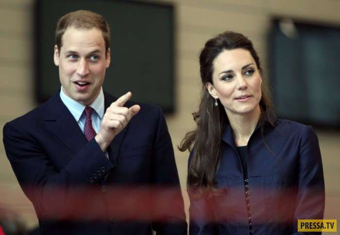 Бывшие любимые девушки принца Уильяма (9 фото)