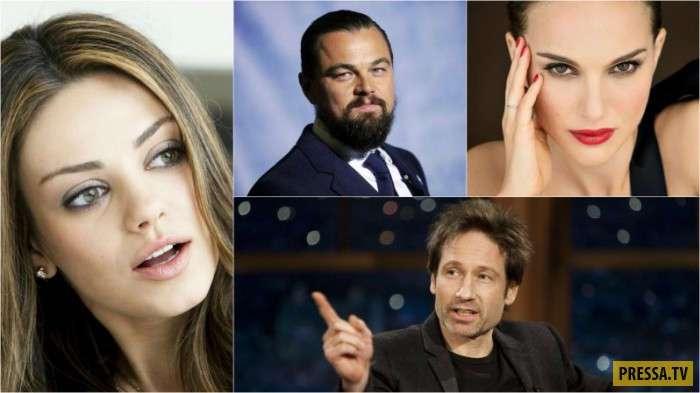 Голливудские знаменитости с русскими корнями (17 фото + 7 видео)