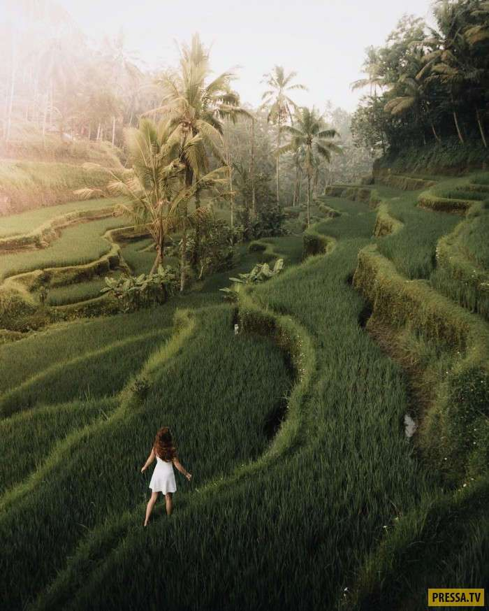 Очень красивые фотографии талантливого фотографа и путешественника (30 фото)