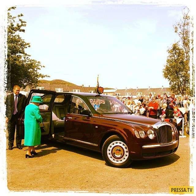 Инстаграм 91-летней королевы Великобритании Елизаветы Второй (26 фото)