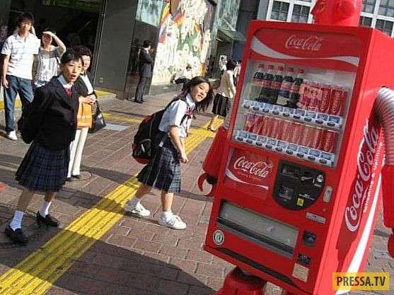 ТОП-10 удивительных фактов о Японии (10 фото)