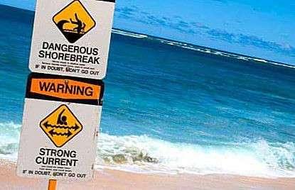ТОП-10 самых смертельно-опасных пляжей в мире (10 фото)