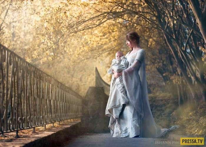 Красивые художественные портретные фотографии женщин (27 фото)