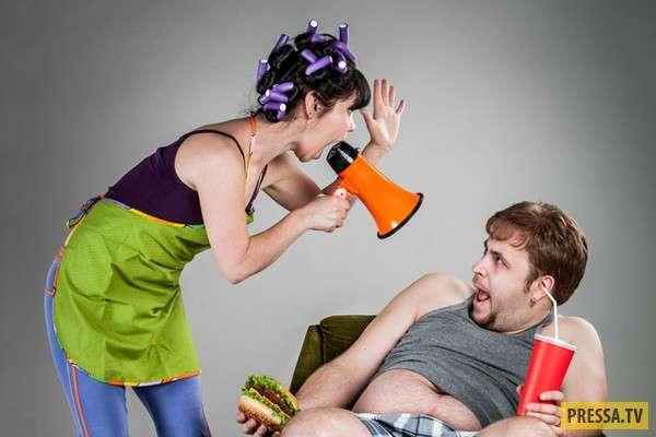 ТОП-10 причин разрушения брака (10 фото)